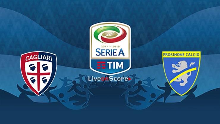 Cagliari vs Frosinone Preview and Prediction Live stream Serie Tim A  2019