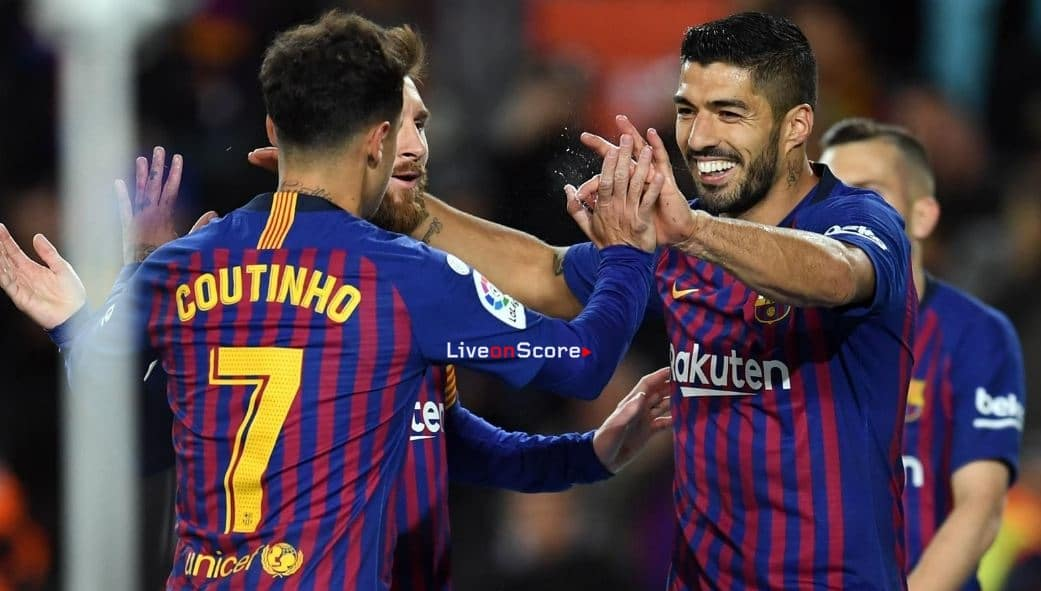 Suarez and Coutinho warn of danger posed by Liverpool