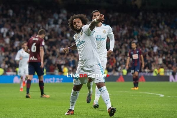 Real Madrid Vs Eibar Third Clash Inside Seven Days