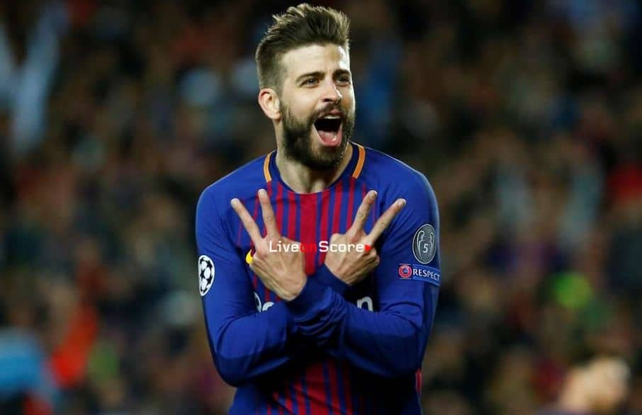 Gerard Pique: 'I'm excited to be going back to Old Trafford'