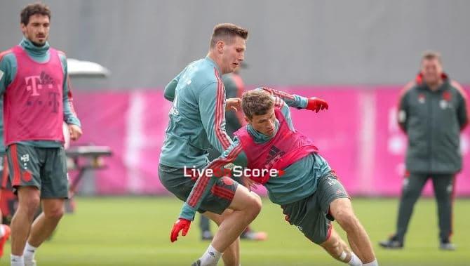 FCB aim to retain lead away to Düsseldorf