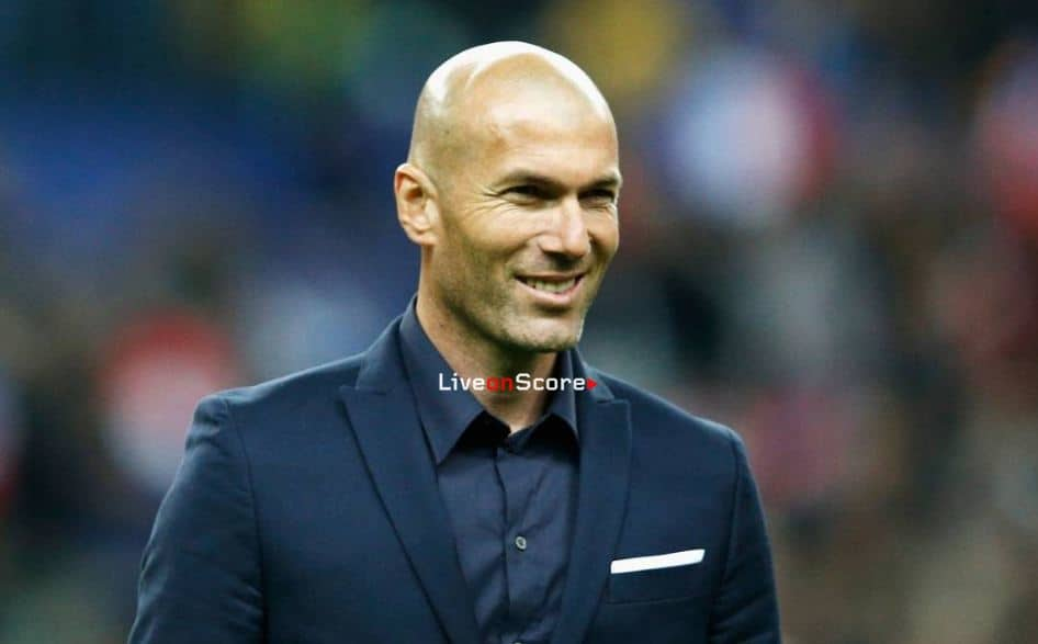 """Zidane: """"We must be motivated if we're to finish as high up as possible"""""""