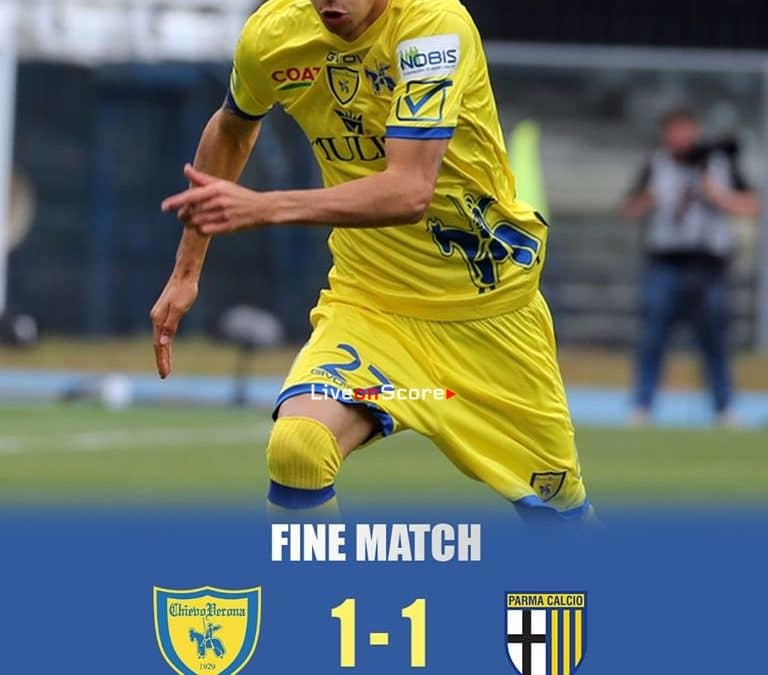 Chievo 1-1 Parma Full Highlight Video – Serie Tim A 2019
