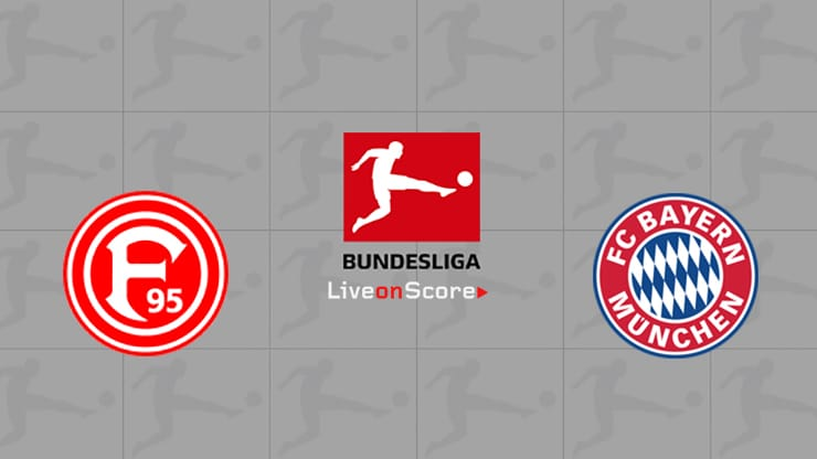 Dusseldorf Vs Bayern monaco watch live stream bundesliga
