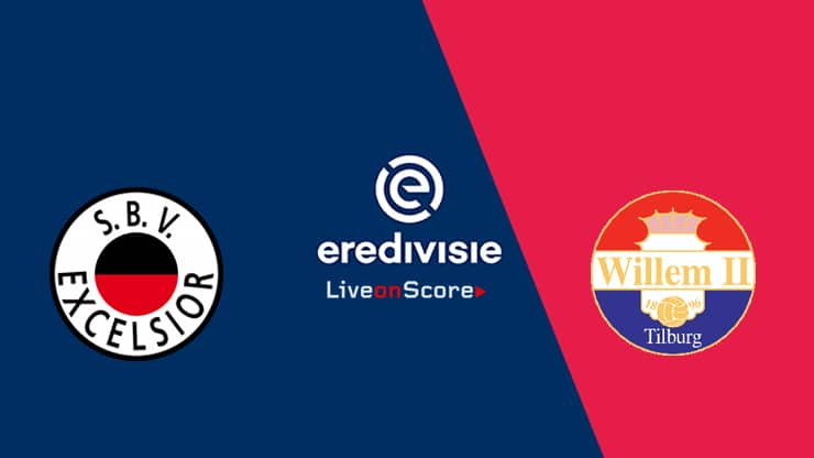 Excelsior vs Willem II Preview and Prediction Live stream – Eredivisie 2019