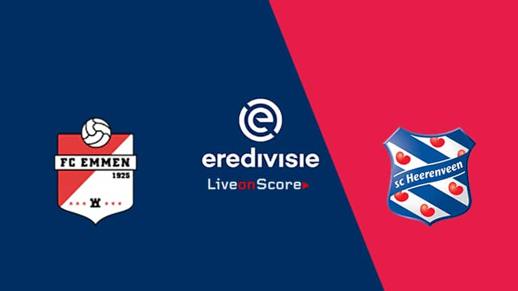 FC Emmen vs Heerenveen Preview and Prediction Live stream – Eredivisie 2019