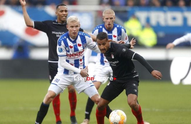 FC Emmen Vs Heerenveen Preview And Prediction Live Stream