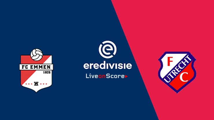FC Emmen vs Utrecht Preview and Prediction Live stream – Eredivisie 2019