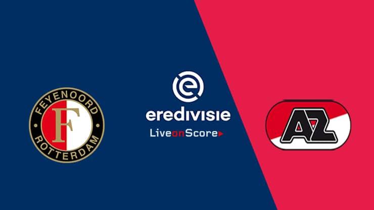 Feyenoord vs AZ Alkmaar Preview and Prediction Live stream – Eredivisie 2019