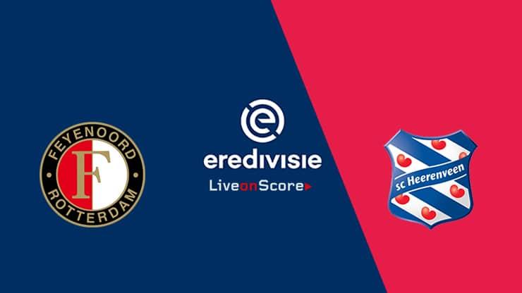 Feyenoord vs Heerenveen Preview and Prediction Live stream – Eredivisie 2019