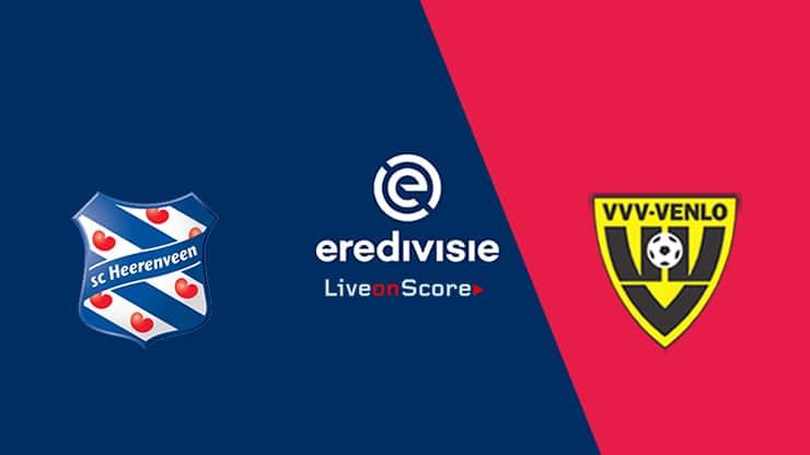 Heerenveen vs Venlo Preview and Prediction Live stream – Eredivisie 2019