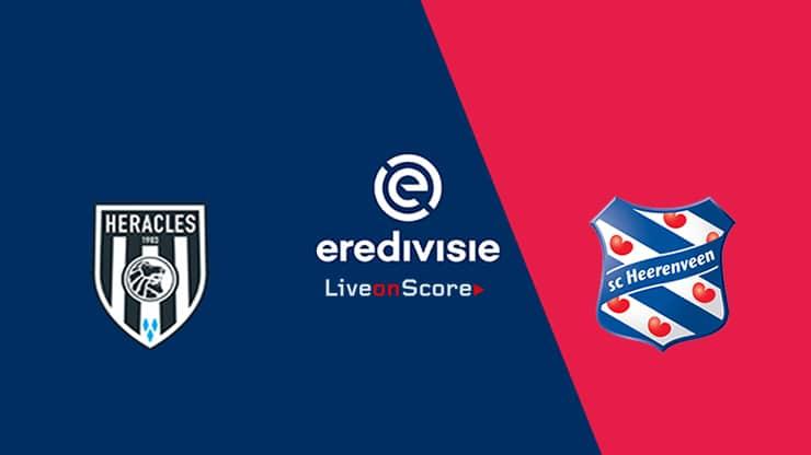 Heracles vs Heerenveen Preview and Prediction Live stream – Eredivisie 2019