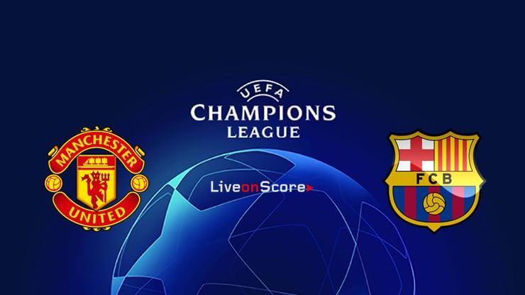 Barcelona Vs Manchester City Logo: Manchester Utd Vs Barcelona Preview And Prediction Live