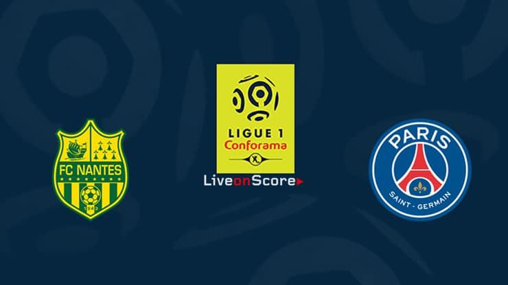 Nantes vs Paris SG Preview and Prediction Live stream Ligue 1 2019