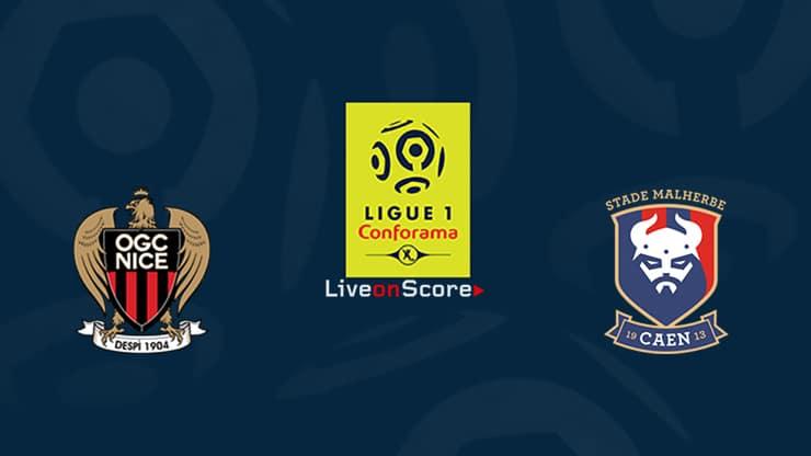 Nice vs Caen Preview and Prediction Live stream Ligue 1 2019