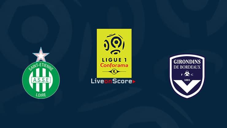 St Etienne vs Bordeaux Preview and Prediction Live stream Ligue 1 2019