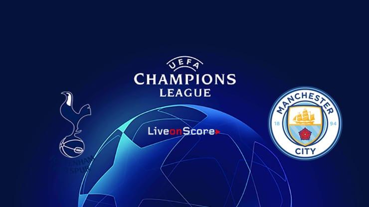 Tottenham Vs Manchester City Preview And Prediction Live Stream Uefa Champions League 1 4 Finals 2019