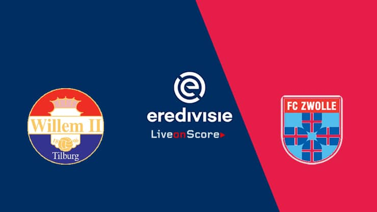 Willem II vs Zwolle Preview and Prediction Live stream – Eredivisie 2019