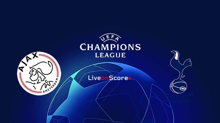Ajax vs Tottenham Preview and Prediction Live stream UEFA Champions League 1/2 Finals  2019