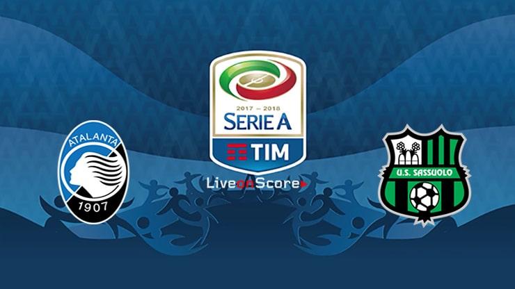 Atalanta vs Sassuolo Preview and Prediction Live stream Serie Tim A  2019`