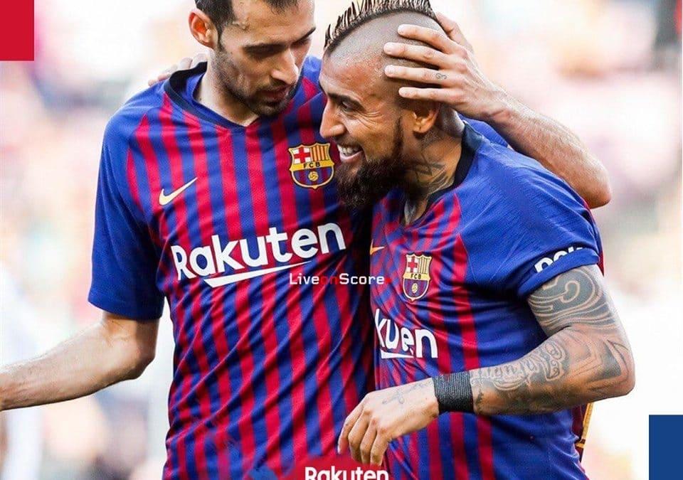 Barcelona 2-0 Getafe Full Highlight Video – LaLiga Santander 2019
