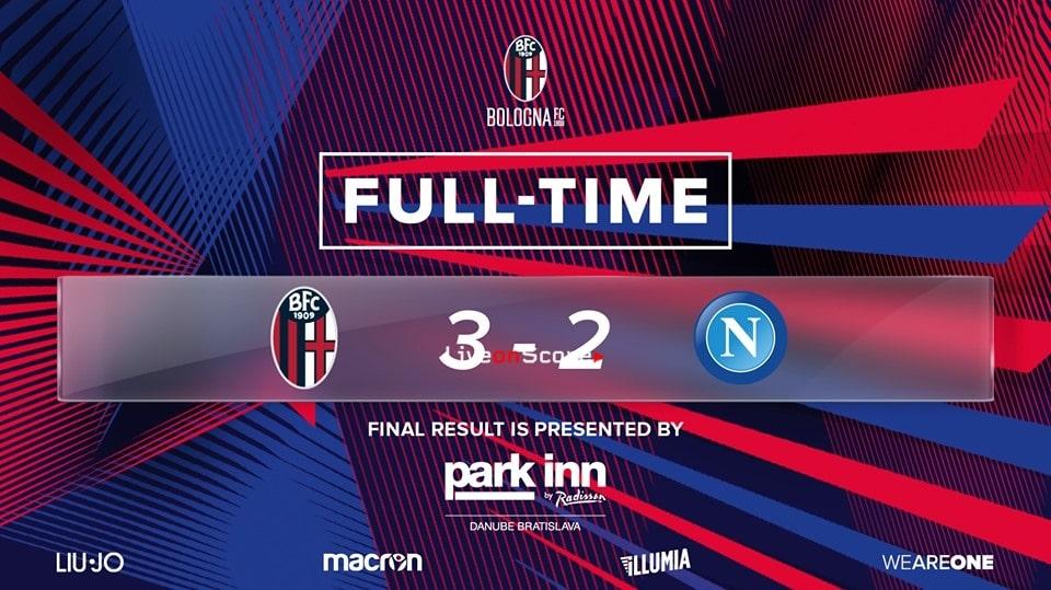 Bologna 3-2 Napoli Full Highlight Video – Serie Tim A 2019