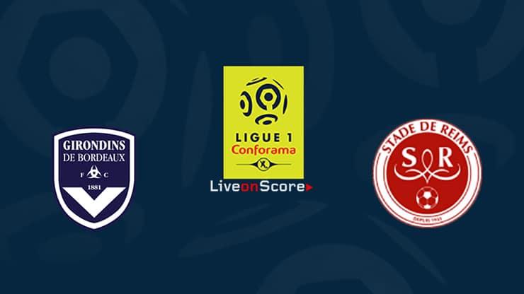 Bordeaux vs Reims Preview and Prediction Live stream Ligue 1 2019