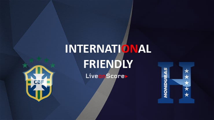 Brazil vs Honduras Preview and Prediction Live Stream International Friendly 2019