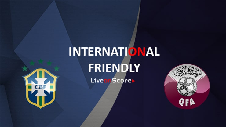 Brazil vs Qatar Preview and Prediction Live Stream International Friendly 2019