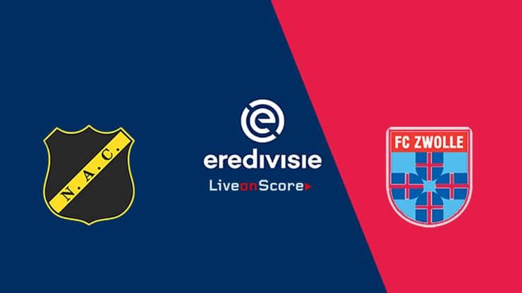 Breda vs Zwolle Preview and Prediction Live stream – Eredivisie 2019