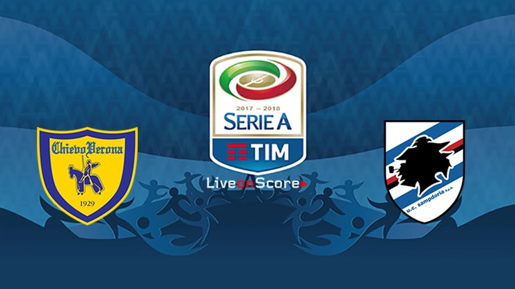 Chievo vs Sampdoria Preview and Prediction Live stream Serie Tim A  2019