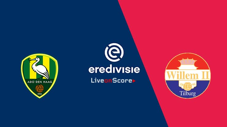 Den Haag vs Willem II Preview and Prediction Live stream – Eredivisie 2019