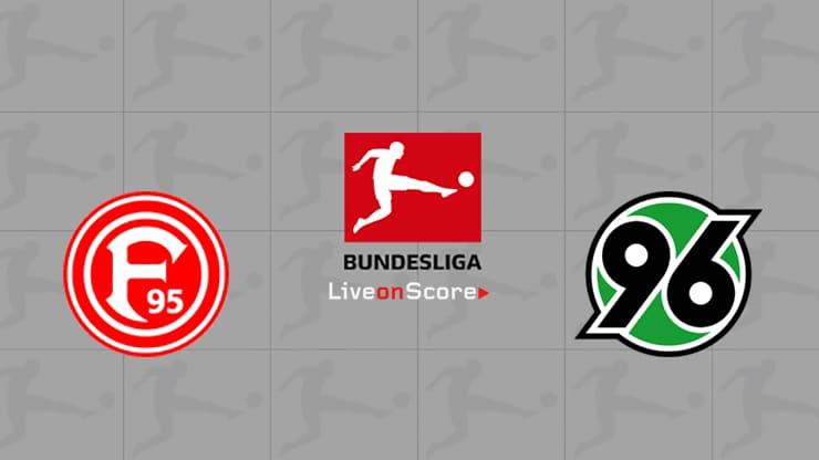 Dusseldorf vs Hannover Preview and Prediction Live stream Bundesliga 2019