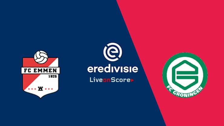FC Emmen vs Groningen Preview and Prediction Live stream – Eredivisie 2019