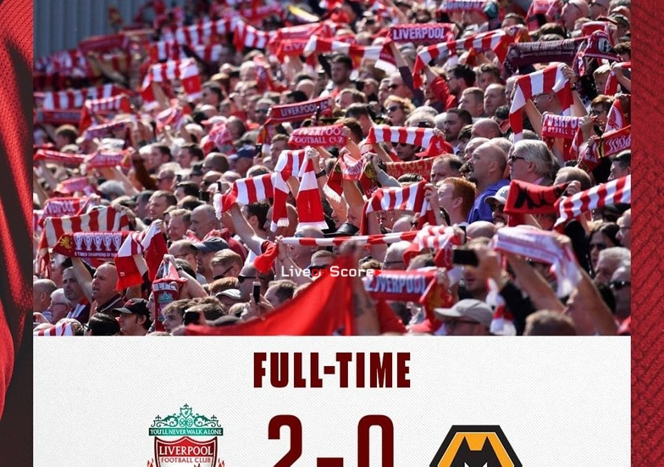 Liverpool 2-0 Wolves Full Highlight Video – Premier League 2019