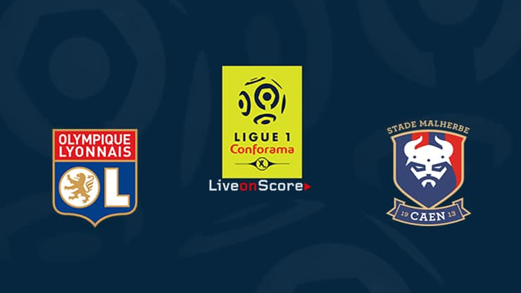 Lyon vs Caen Preview and Prediction Live stream Ligue 1 2019