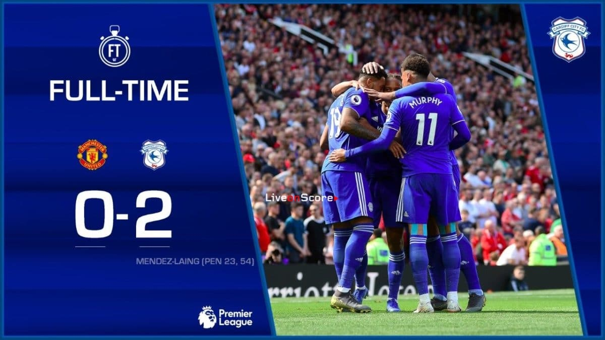 Manchester United 0-2 Cardiff City Full Highlight Video – Premier League 2019