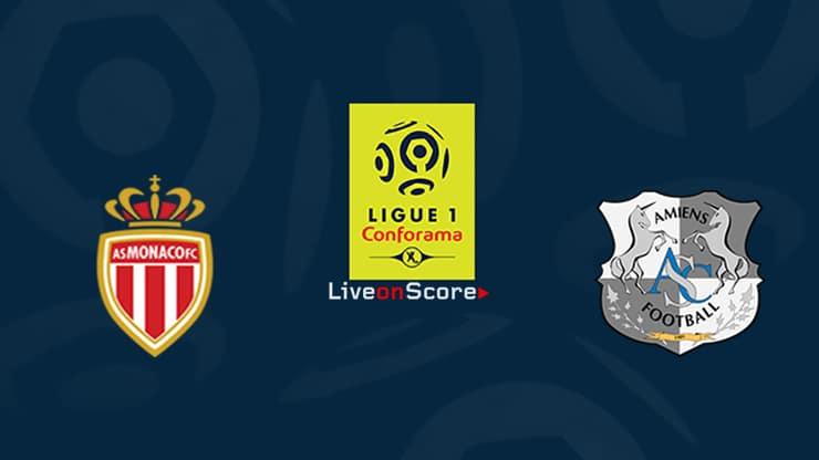 Monaco vs Amiens Preview and Prediction Live stream Ligue 1 2019
