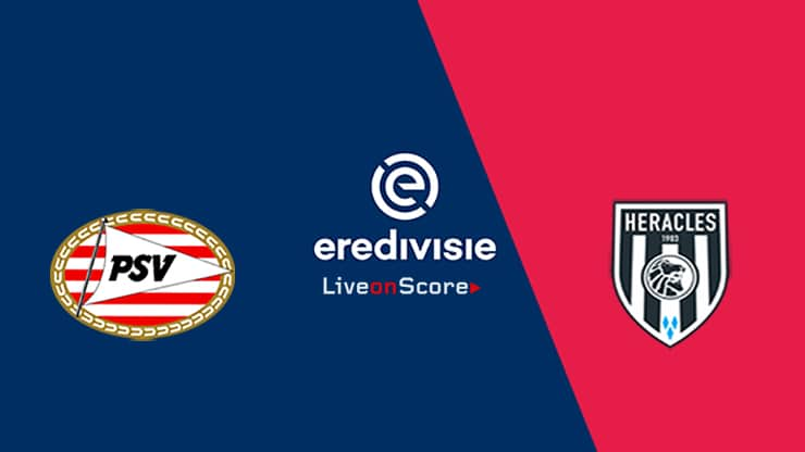 PSV vs Heracles Preview and Prediction Live stream – Eredivisie 2019