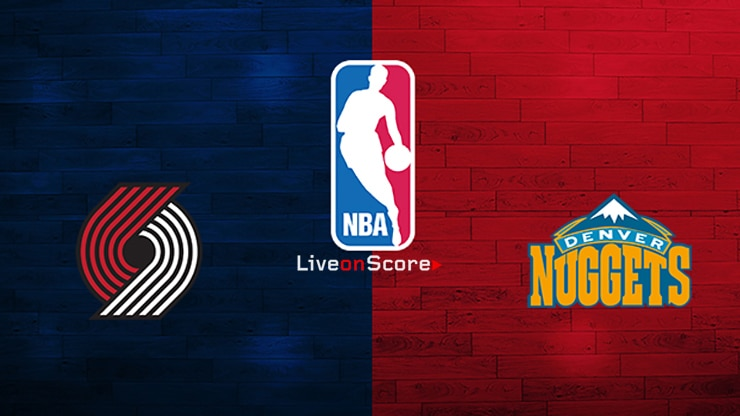 Image result for Denver Nuggets vs Portland Trail Blazers Live Streaming