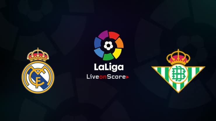 Real Madrid vs Betis Preview and Prediction Live stream LaLiga Santander 2019
