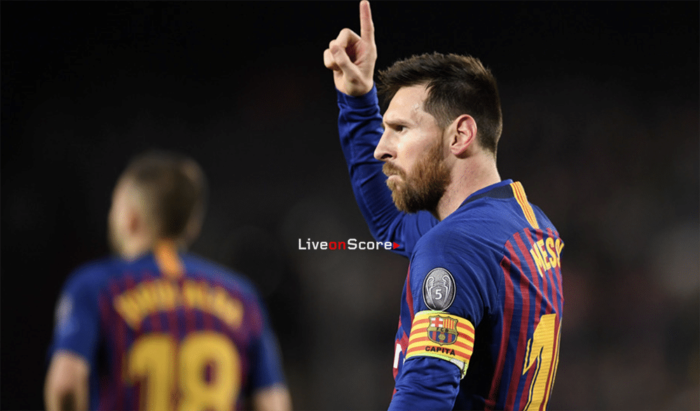 Messi Scores 600th Barcelona Goal