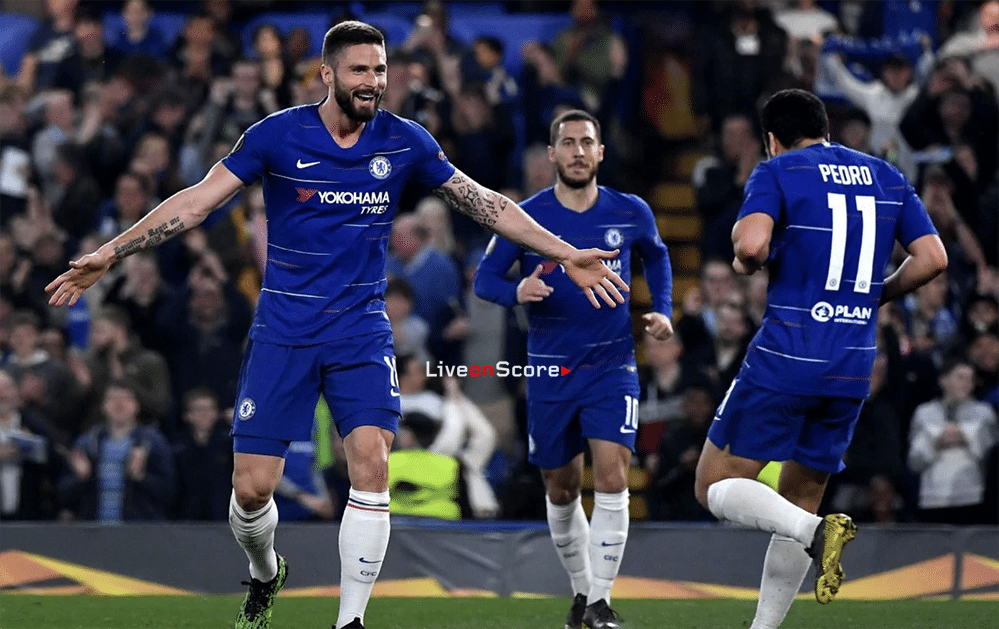 Chelsea 1-1 Frankfurt: Blues Reach Europa League Final on Penalties