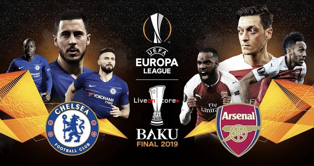 Europa League Final: Chelsea v Arsenal – Meet The Teams