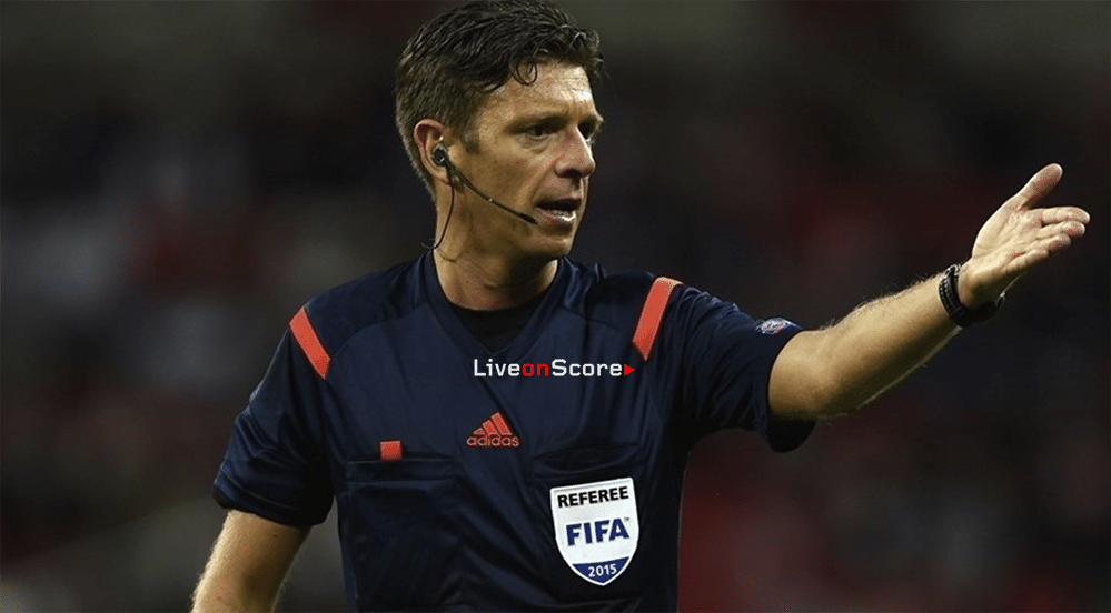 Referee team appointed for UEFA Europa League final in Baku