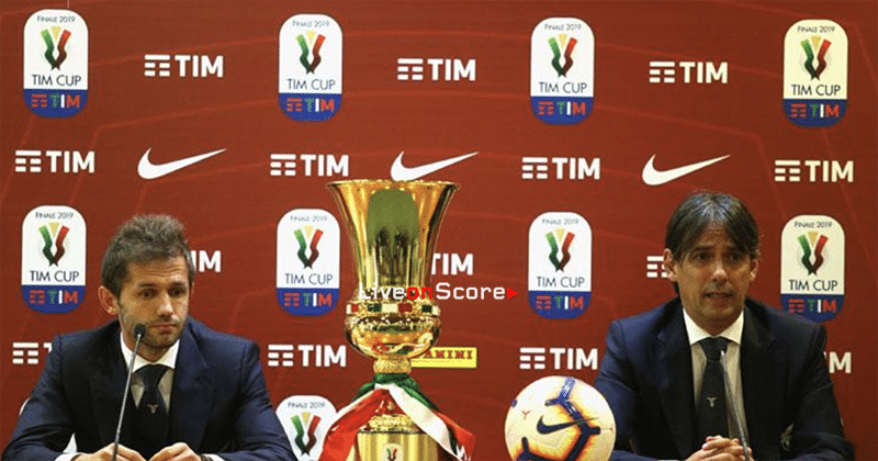 TIM CUP FINAL – INZAGHI AND LULIC PRESS CONFERENCE