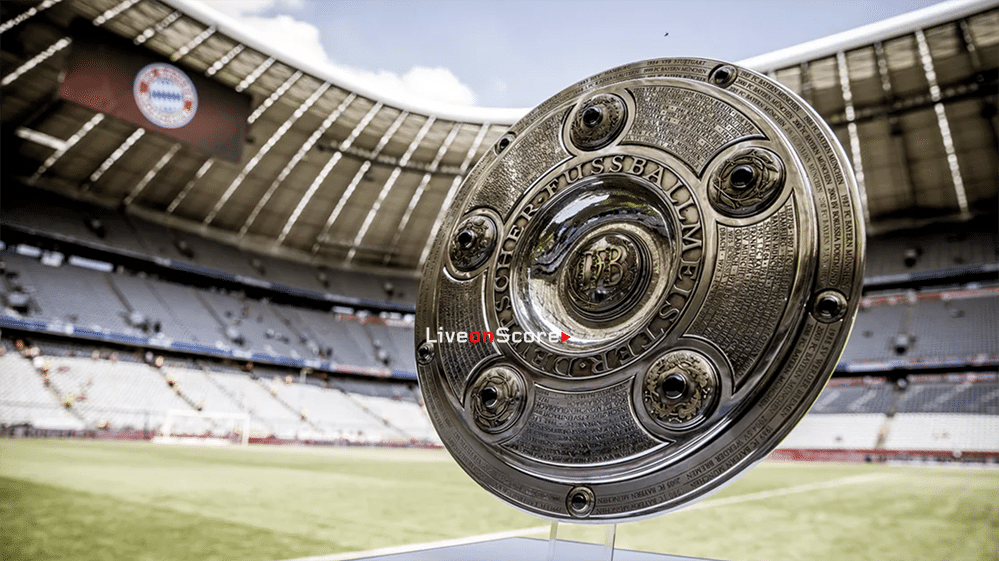 Will Bayern Munich win their first Bundesliga title playing at the Allianz Arena?