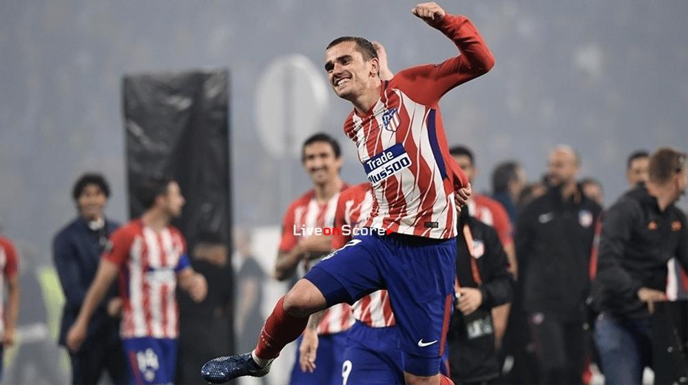 How brilliant is Atlético's Antoine Griezmann?