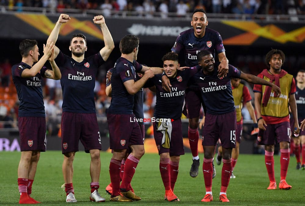 Valencia 2-4 Arsenal: Europa League at a Glance
