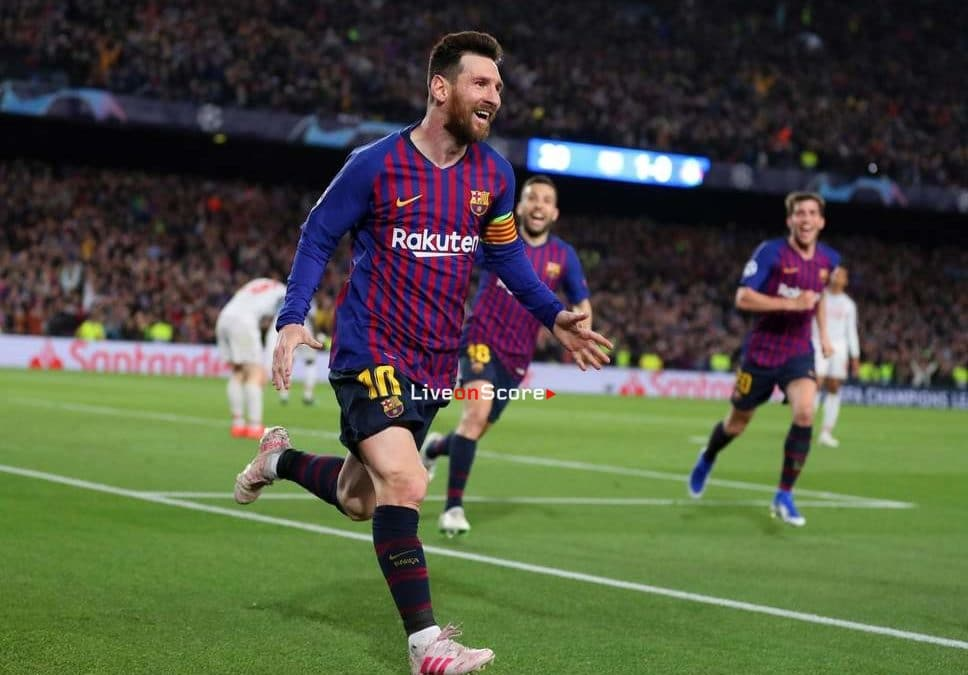 Barcelona 3-0 Liverpool: Champions League at a glance
